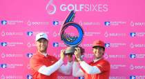 Great Danes triumph in inaugural GolfSixes