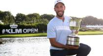 Wattel flying high after KLM Open victory